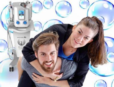 oczyszczanie wodorowe warszawa dla kobiety i mężczyzny