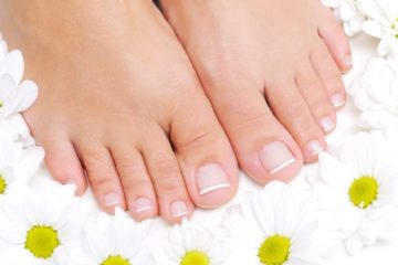 Pedicure w Revival Clinic