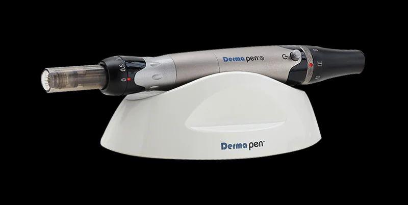 Urządzenie Dermapen 3, którym w Revival Clinic w Warszawie wykonywane są zabiegi mezoterapii mikroigłowej