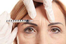 Usuwanie zmarszczek w okolicach oczu i czoła toksyną botulinową w Warszawie